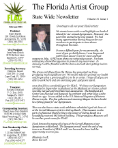 FLAG 2011 Feb Newsletter