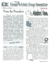FLAG Newsletter January 2003